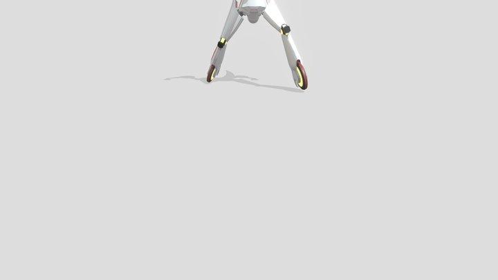 Pursuer 3D Model