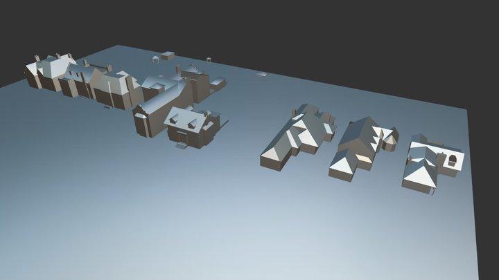 18-9-26 - Neighborhood Properties 3D Model