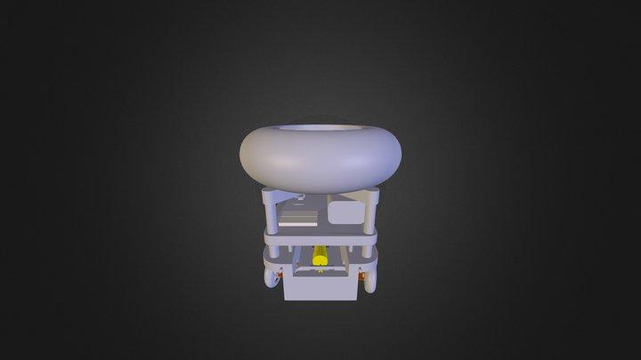 P.I.D-dy Kong 3D Model