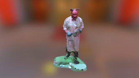 pyg 3D Model
