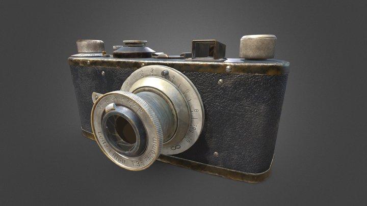 Leica 1930 3D Model