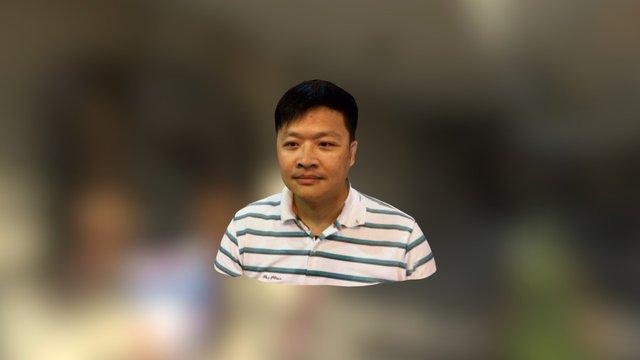 Mr Tseng 3D Model