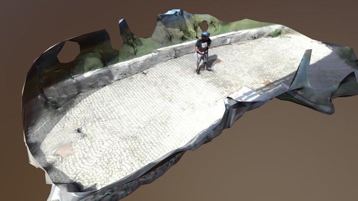 ΕΠΑΛ Καστοριάς (3D Μαθητής) 3D Model