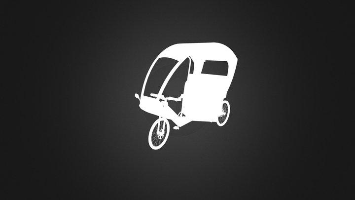 ADB Pedicab - Final Revision Assembly - Sep 2017 3D Model