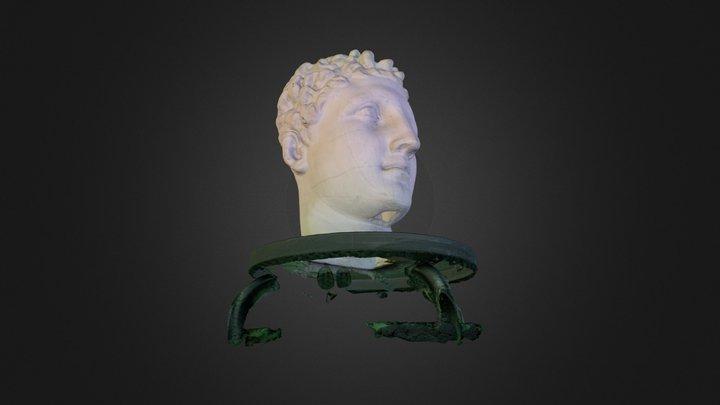 Statue head 3D Model