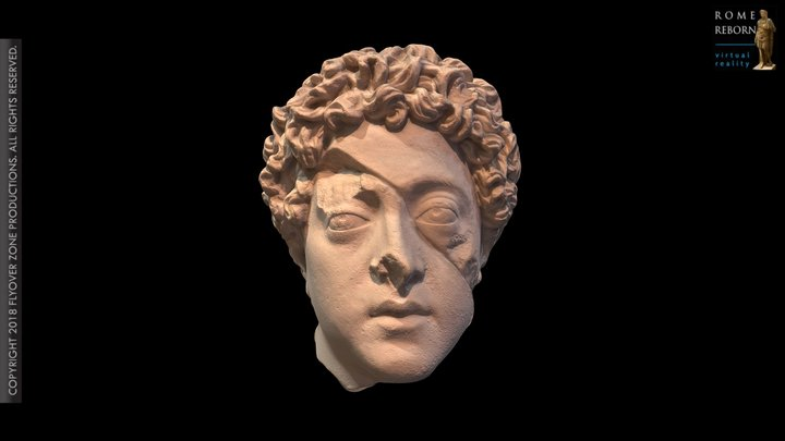 Sculptures - Entire Collection | Rome Reborn