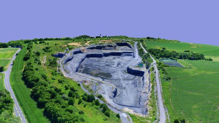Quarry Sample 3D Model