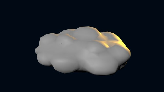 Clouds 3D Model