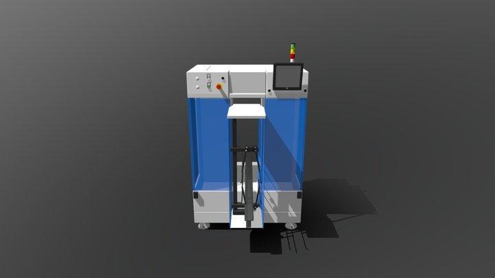 MT 3D Model