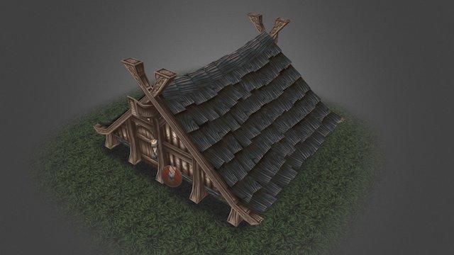 Northerner's Home 3D Model
