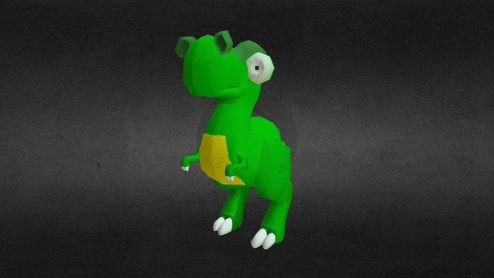 Critter 01 3D Model