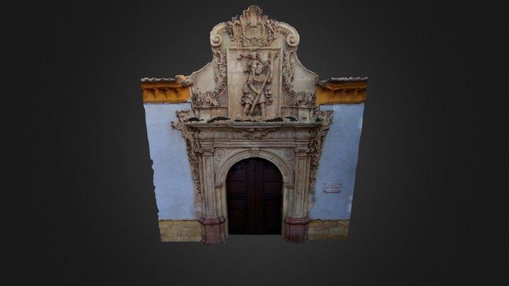 Portada San Cristóbal 3D Model