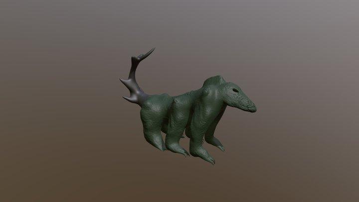 The Lursegarto 3D Model