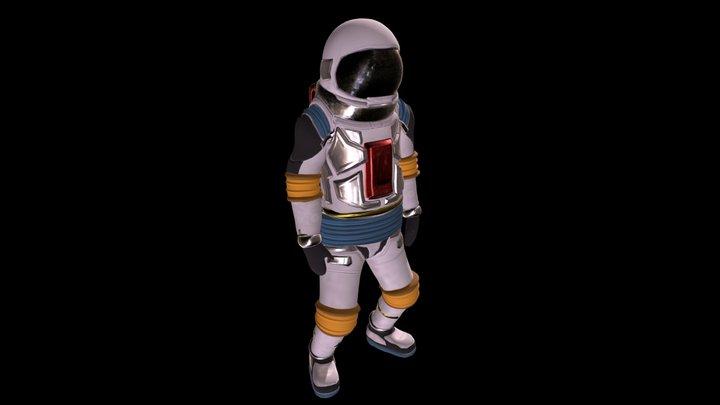 Astro13_Idle 3D Model