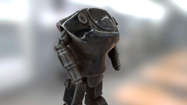 mk1 3D Model