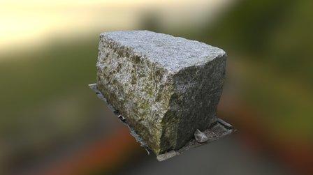Stone Model 3D Model
