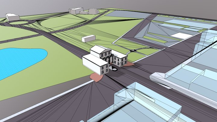 Chillicothe City Hall 3D Model
