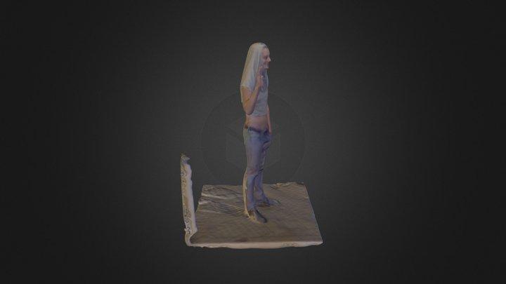 Paul ipad Simplified - Fill Holes 3D Model
