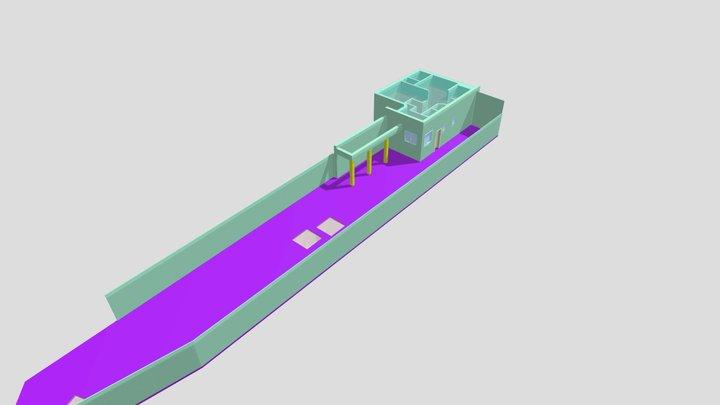 8 נאות לון הגאונים 3D Model