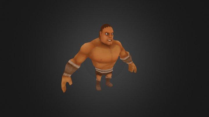 Brabo 3D Model