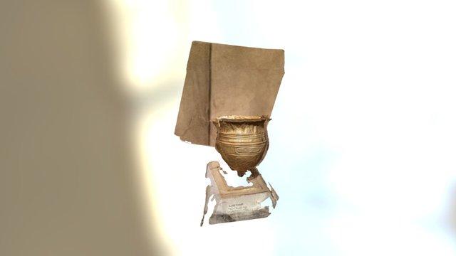 Gold cup 2 3D Model