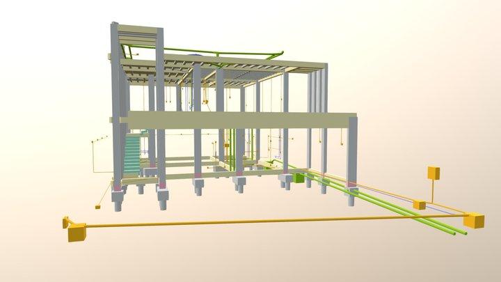 Complementares BIM 3D Model