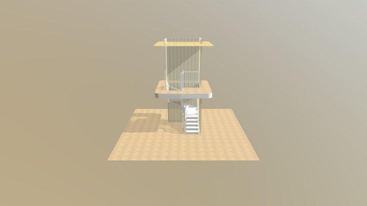 lanna2 hus6 3D Model