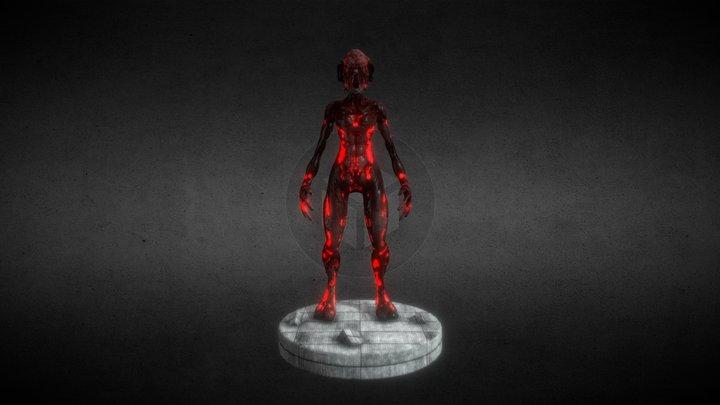 Goule 3D Model