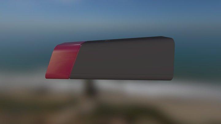 Sonic Port Model Sketch Fab 3D Model