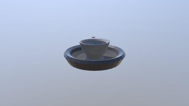 Victorian Cup+Saucer 3D Model