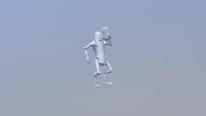 Rick_Animation 3D Model