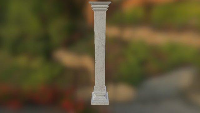 pillar - 5 3D Model