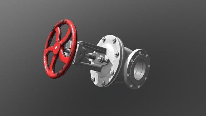 Kohout 3D Model