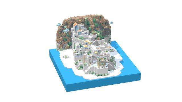 Ilios 3D Model