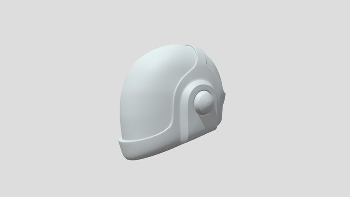Daft Punk 3D Model