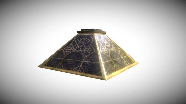 Mage Pyramid 3D Model