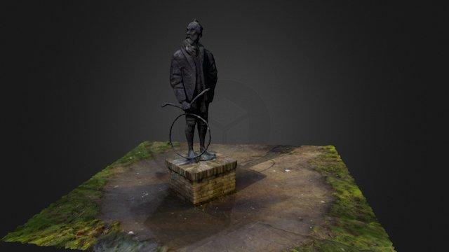 Monumento A. Oriani 3D Model