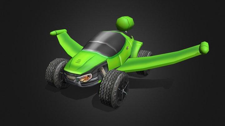 Car_2_FBX 3D Model
