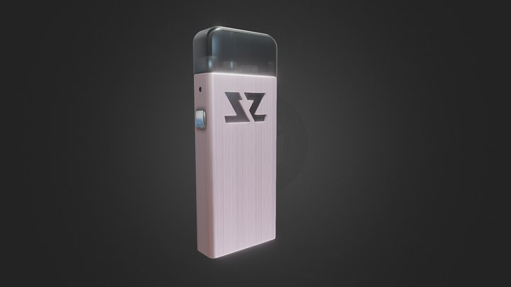 ZeltuX Edition One -  Rose Gold 3D Model