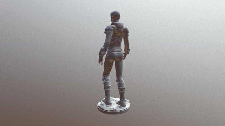 self3D character 3D Model