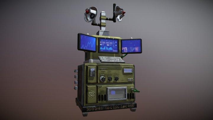 TeleComputer 3D Model