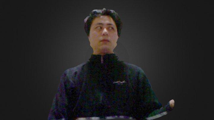 koichi2 3D Model