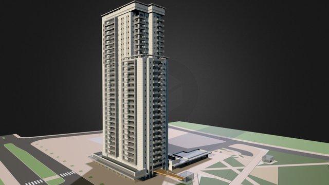 oren house 3D Model