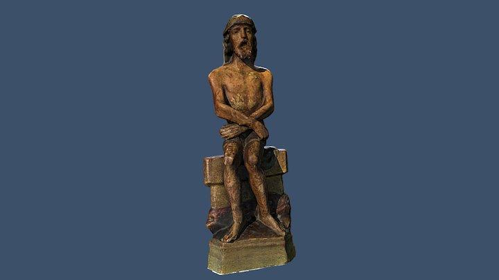 Cristo del Candil. Huéscar (Granada)  (5MB) 3D Model
