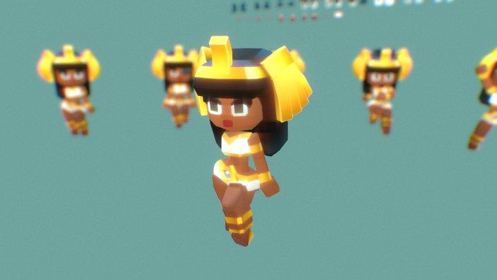 Cleo - Proto Series 3D Model