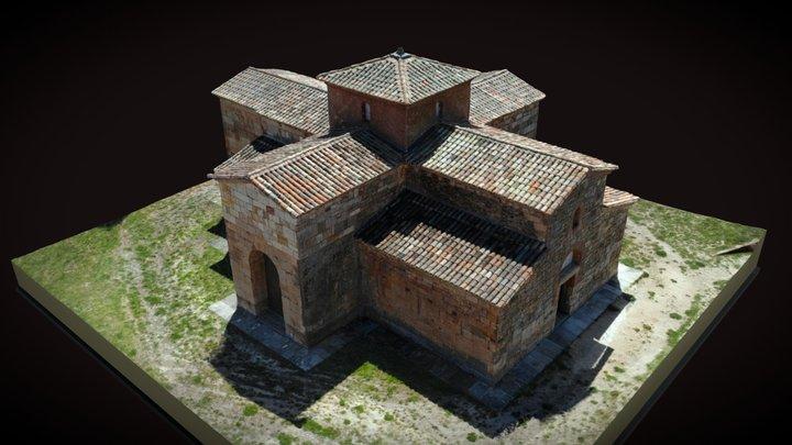 Iglesia de San Pedro de la Nave. El Campillo 3D Model