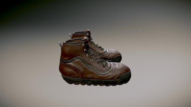 Shoes 8K test 3D Model