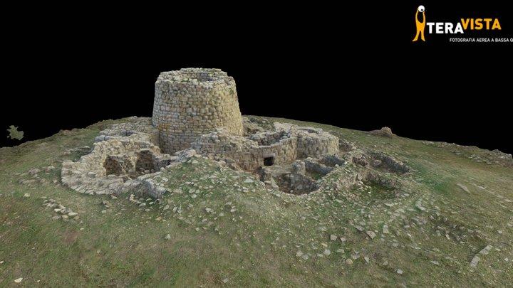 Nuraghe Piscu - Suelli 3D Model