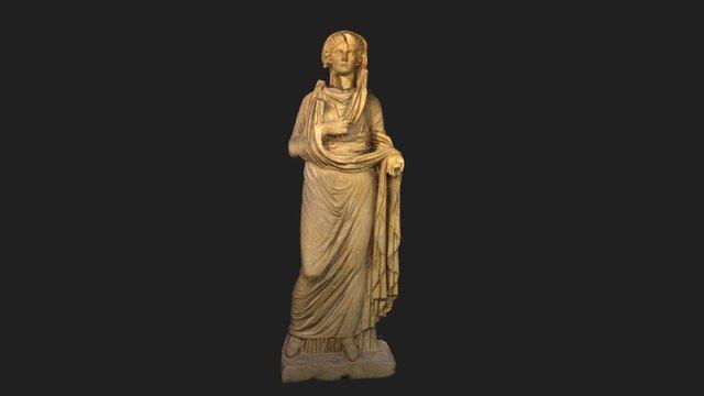 Agrippina Maggiore 3D Model
