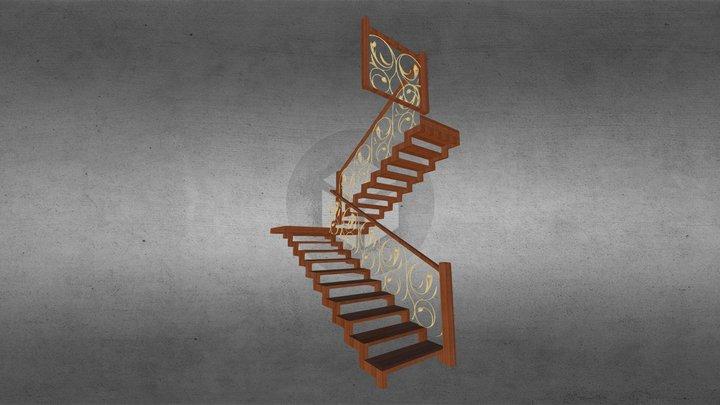 stair2 3D Model